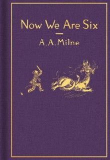 Now We Are Six: Classic Gift Edition av A A Milne (Innbundet)