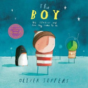 The Boy: His Stories and How They Came to Be av Oliver Jeffers (Innbundet)