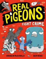 Omslag - Real Pigeons Fight Crime (Book 1)
