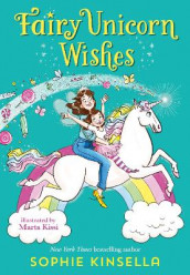 Fairy Mom and Me #3: Fairy Unicorn Wishes av Sophie Kinsella (Innbundet)