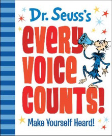 Dr. Seuss's Every Voice Counts! av Dr Seuss (Innbundet)
