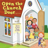 Omslag - Open The Church Door