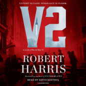 V2 av Robert Harris (Lydbok-CD)