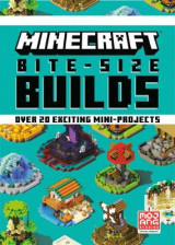 Omslag - Minecraft Bite-Size Builds