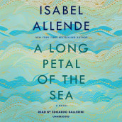 A Long Petal of the Sea av Isabel Allende (Lydbok-CD)