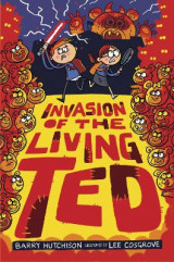 Omslag - Invasion of the Living Ted