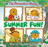Omslag - The Berenstain Bears Summer Fun!