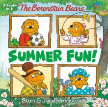 The Berenstain Bears Summer Fun! av Stan Berenstain (Innbundet)