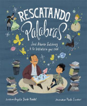 Rescatando palabras (Digging for Words) av Angela Burke Kunkel (Innbundet)