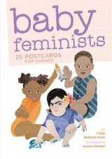 Omslag - Baby Feminists: 25 Postcards for Change