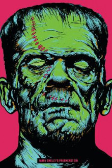 Frankenstein av Mary Shelley (Innbundet)