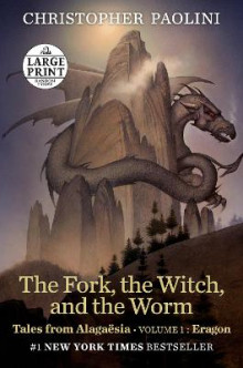 The Fork, the Witch, and the Worm av Christopher Paolini (Heftet)