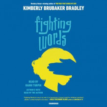 Fighting Words av Kimberly Brubaker Bradley (Lydbok-CD)