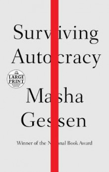 Surviving Autocracy av Masha Gessen (Heftet)
