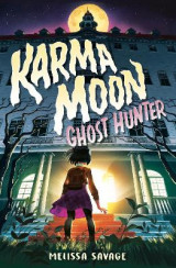 Omslag - Karma Moon--Ghost Hunter