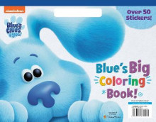 Blue's Big Coloring Book (Blue's Clues & You) av Golden Books (Heftet)