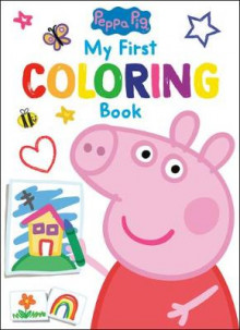 Peppa Pig: My First Coloring Book (Peppa Pig) av Golden Books (Heftet)