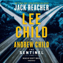 The Sentinel av Lee Child og Andrew Child (Lydbok-CD)