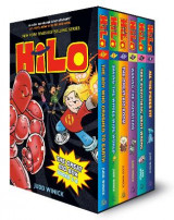 Omslag - Hilo: The Great Big Box: Books 1-6