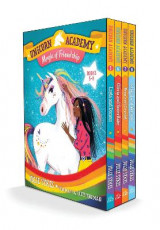 Omslag - Unicorn Academy: Magic of Friendship Boxed Set (Books 5-8)
