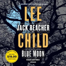Blue Moon av Lee Child (Lydbok-CD)