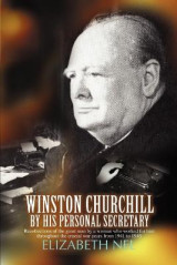 Omslag - Winston Churchill by His Personal Secretary