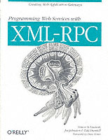 Omslag - Programming Web Services with XML-RPC