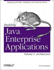 Building Java Enterprise Applications: Architecture v.1 av Brett McLaughlin (Heftet)