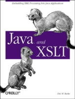 Java and XSLT av Eric M. Burke (Bok uspesifisert)
