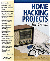 Home Hacking Projects for Geeks av Eric Faulkner og Tony Northrup (Heftet)