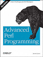 Advanced Perl Programming av Simon Cozens (Heftet)
