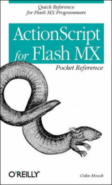 ActionScript for Flash MX Pocket Reference av Colin Moock (Heftet)
