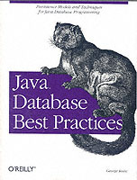 Java Database Best Practices av George Reese (Heftet)