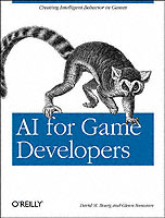 AI for Game Developers av David M. Bourg og Glenn Seemann (Heftet)