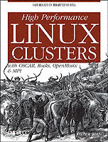 High Performance Linux Clusters with OSCAR, Rocks, OpenMosix and MPI av Joseph D. Sloan (Heftet)