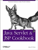 Java Servlet & JSP Cookbook av Bruce W. Perry (Heftet)