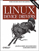 Omslag - Linux Device Drivers