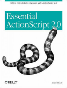 Essential ActionScript 2.0 av Colin Moock (Heftet)