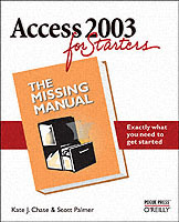 Access 2003 for Starters av Scott Palmer og Kate J. Chase (Heftet)