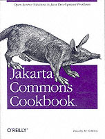 Jakarta Commons Cookbook av Timothy M. O'Brien (Heftet)
