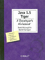 Java 1.5 Tiger av Brett McLaughlin og David Flanagan (Heftet)