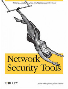 Network Security Tools av Nitesh Dhanjani og Justin Clarke-Salt (Heftet)