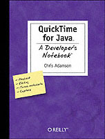 Quicktime for Java av Chris Adamson (Heftet)