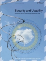 Security and Usability av Lorrie Faith Cranor og Simson Garfinkel (Heftet)