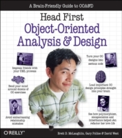 Head First Object-oriented Analysis and Design av Brett D. McLaughlin, Gary Pollice og David West (Heftet)