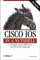 Cisco IOS in a Nutshell av James Boney (Heftet)