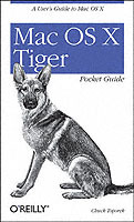 Mac OS X Tiger Pocket Guide av Chuck Toporek (Heftet)