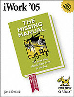 iWork '05: The Missing Manual av David Pogue (Heftet)