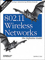 802.11 Wireless Networks the Definitive Guide av Matthew Gast (Heftet)
