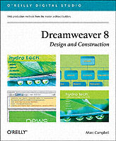 Dreamweaver 8 Design and Construction av Marc Campbell (Heftet)